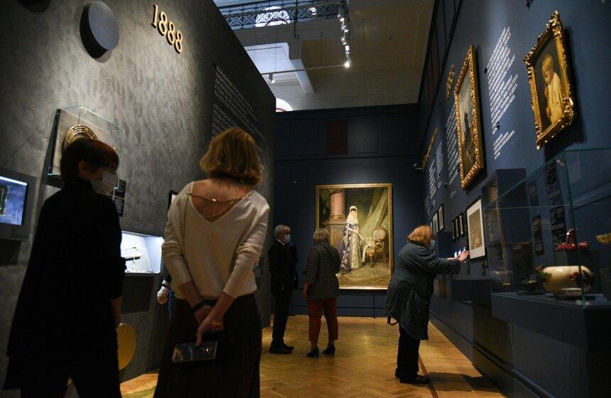 Выставка «Александр III Миротворец»