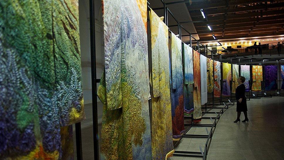 Выставка «Преображение кимоно: искусство Итику Куботы»