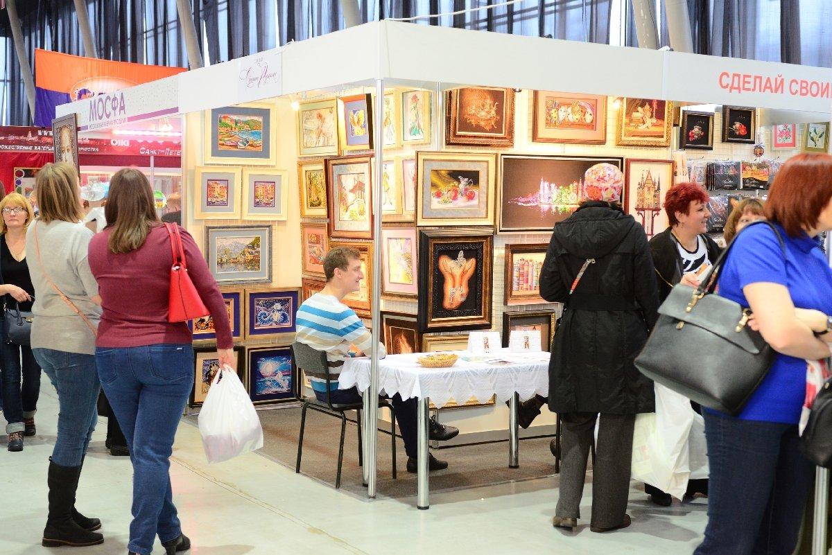 Выставка-продажа «Формула Рукоделия Москва. Осень 2018»