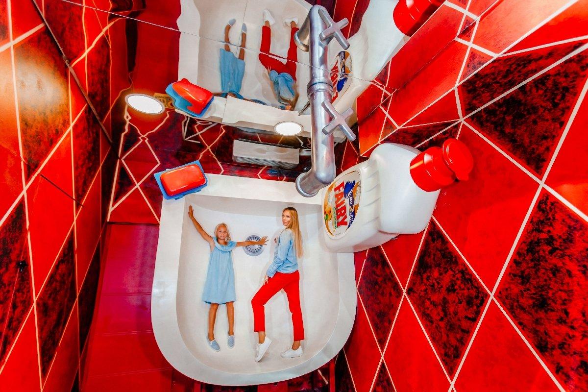 Незабываемое лето всемейных развлекательных музеях Big Creative