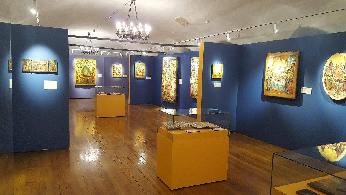Выставка «Успение Богоматери»
