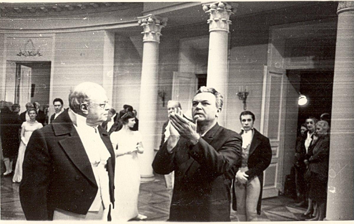 Выставка «Война имир» С.Ф. Бондарчука. К100-летию содня рождения режиссера»