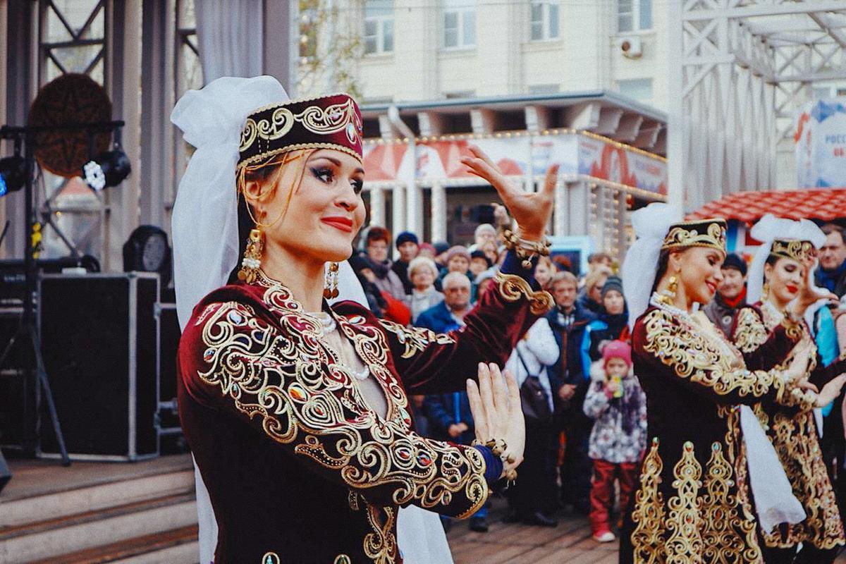 Фестиваль «День народного единства» 2019