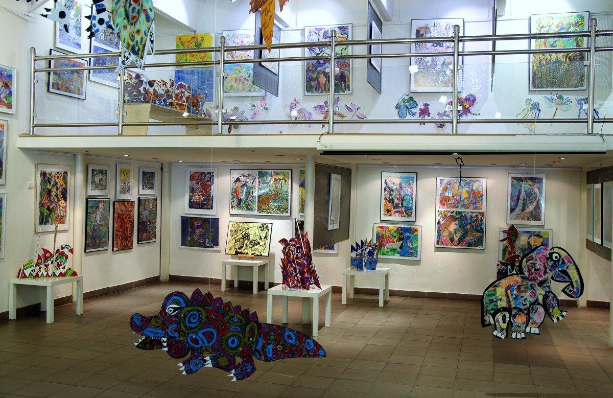 Выставка «Зоопарк в«Изопарке»