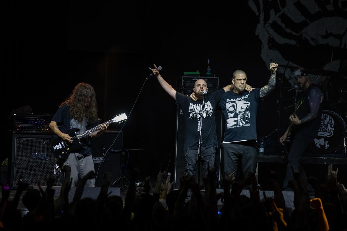 Концерт Philip H. Anselmo & The Illegals 2021