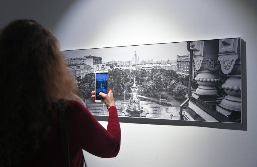 Выставка «Москва. Великая пустота»