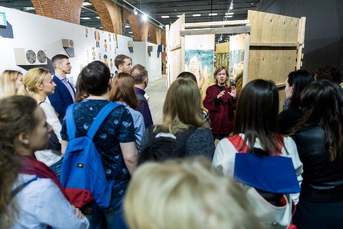 Акция «Ночь вмузее» вМузее Москвы 2018