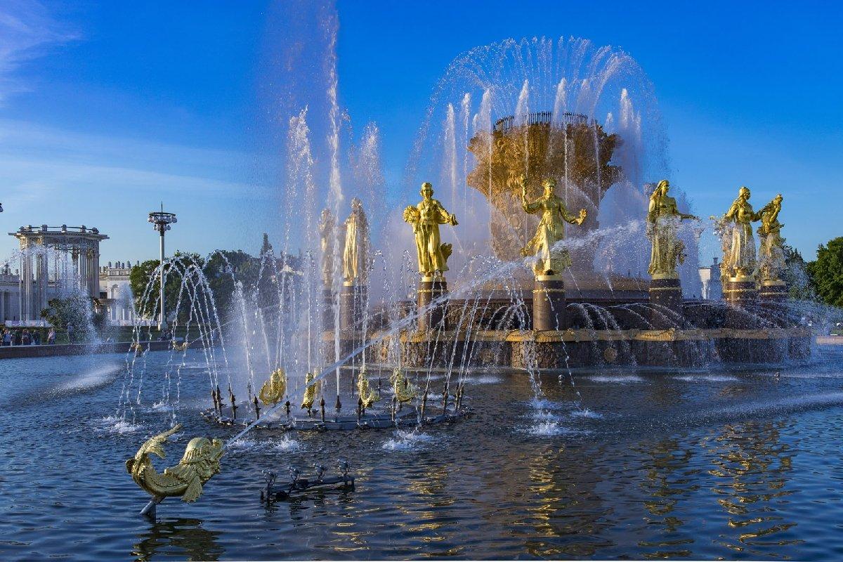 Гид по фонтанам ВДНХ