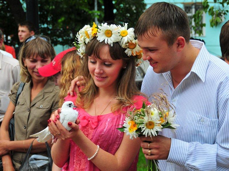 День семьи, любви иверности вМоскве 2017