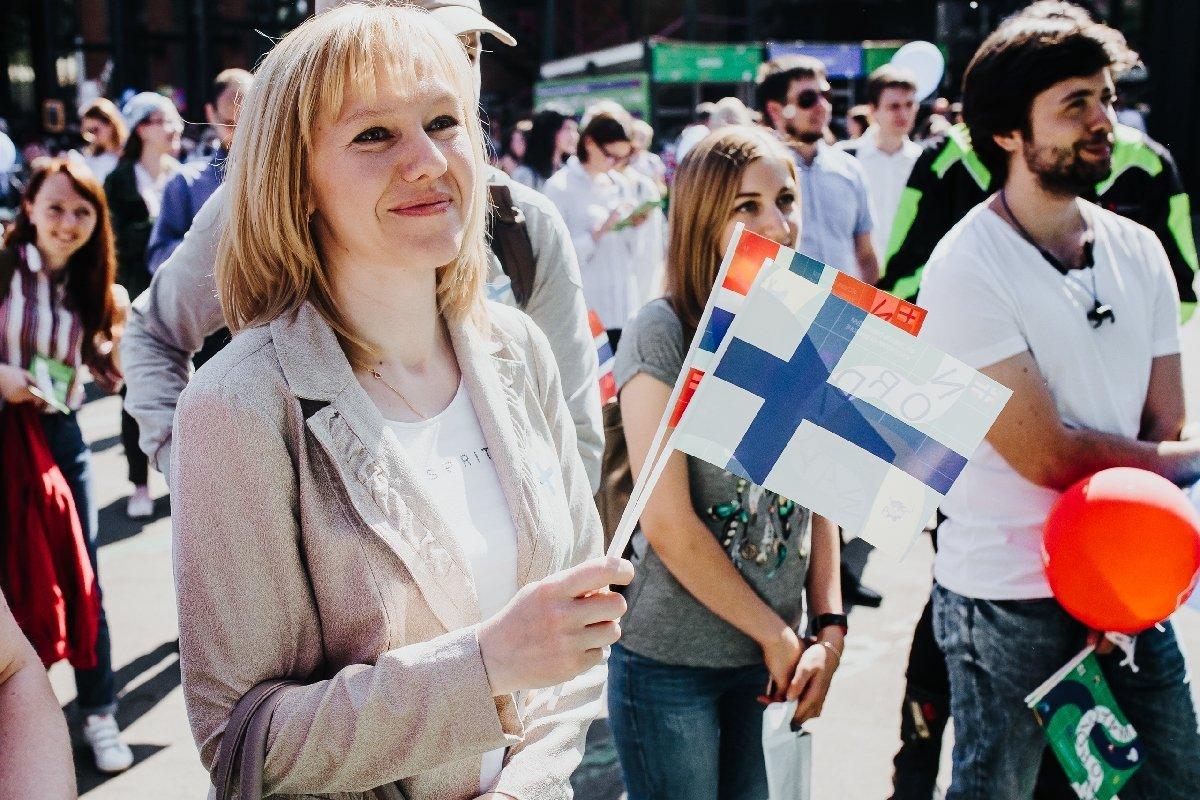 День Финляндии наФлаконе 2019