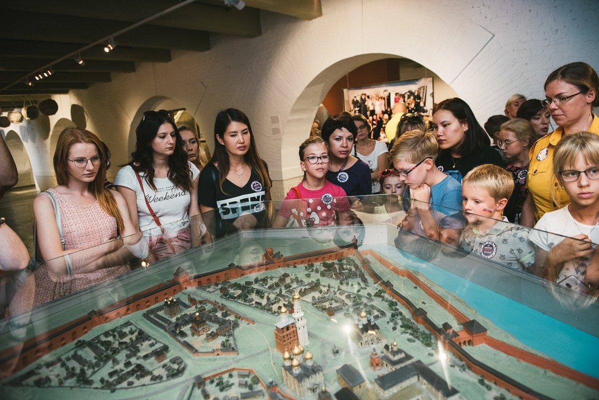 День города вМузее археологии Москвы 2020