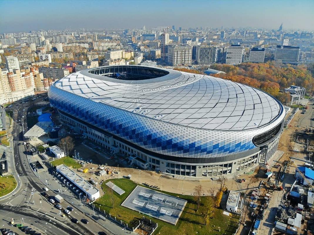 ВТБ Арена– Центральный стадион «Динамо» имени Льва Яшина