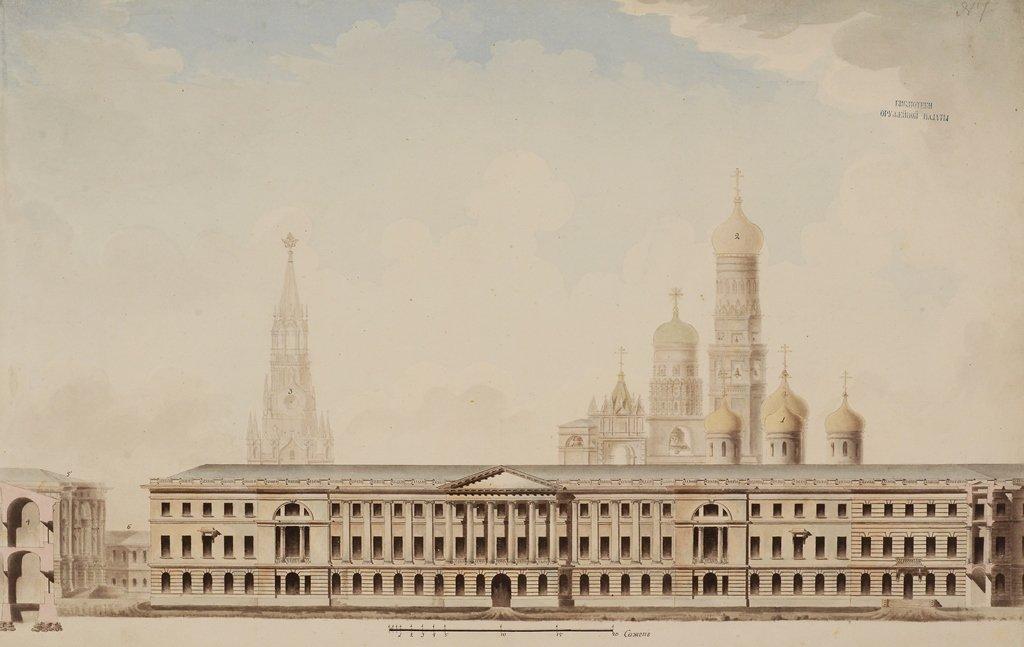 Выставка «Матвей Казаков идопожарная Москва»