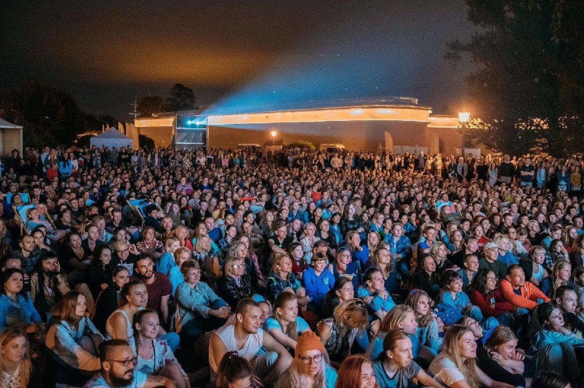 «Фестиваль уличного кино» вМоскве 2020