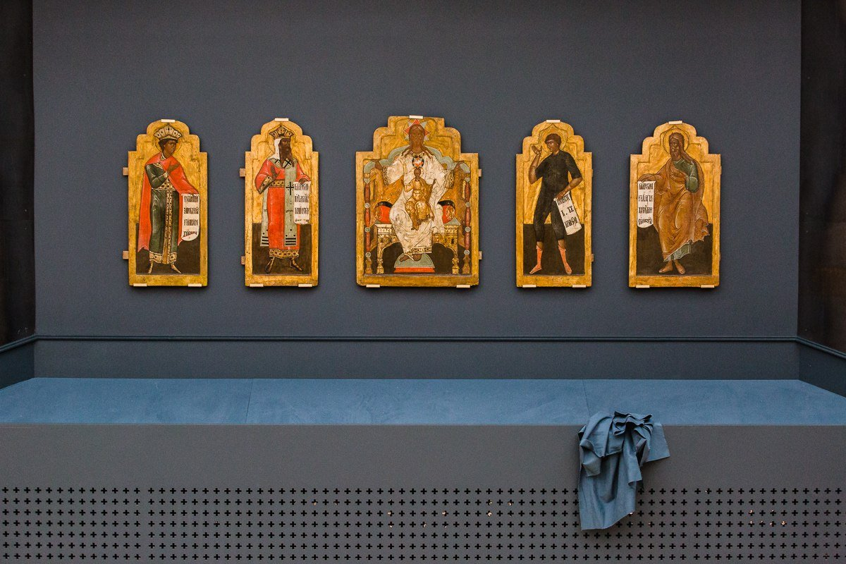 Выставка «Сказание ограде Свияжске»