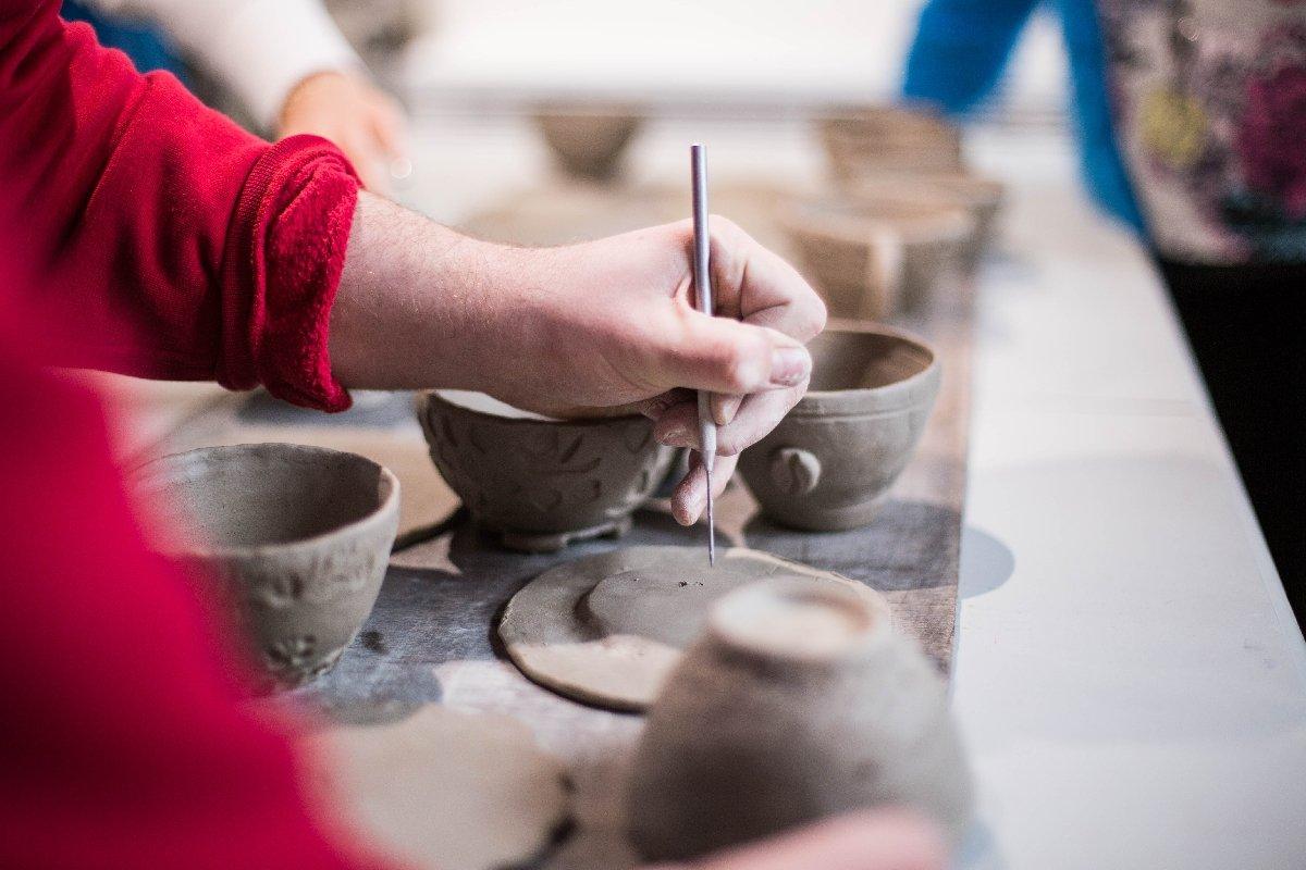 Выставка «Умная глина»