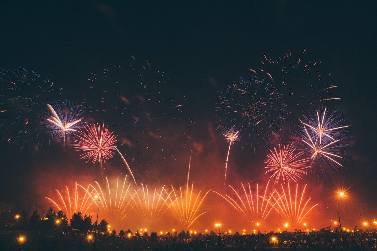 Международный фестиваль фейерверков 2017