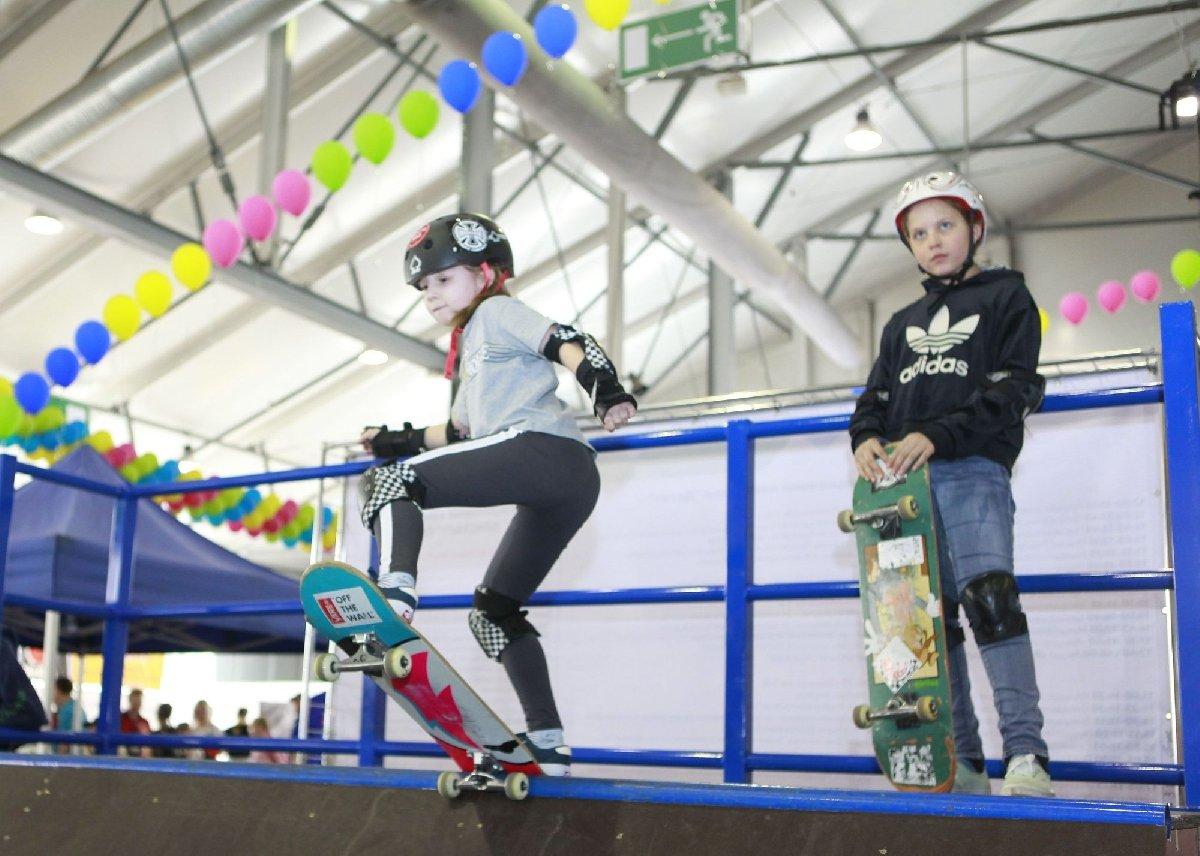 Выставка-игра «Спортлэнд» 2019
