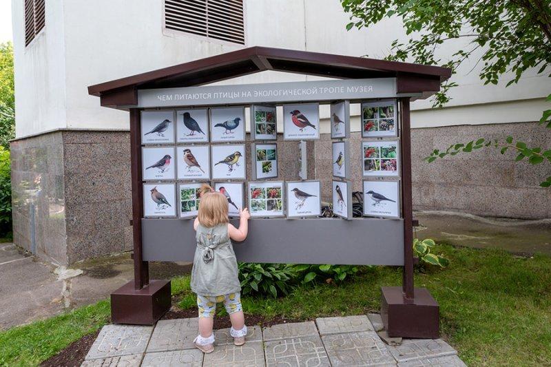 День города вДарвиновском музее 2020