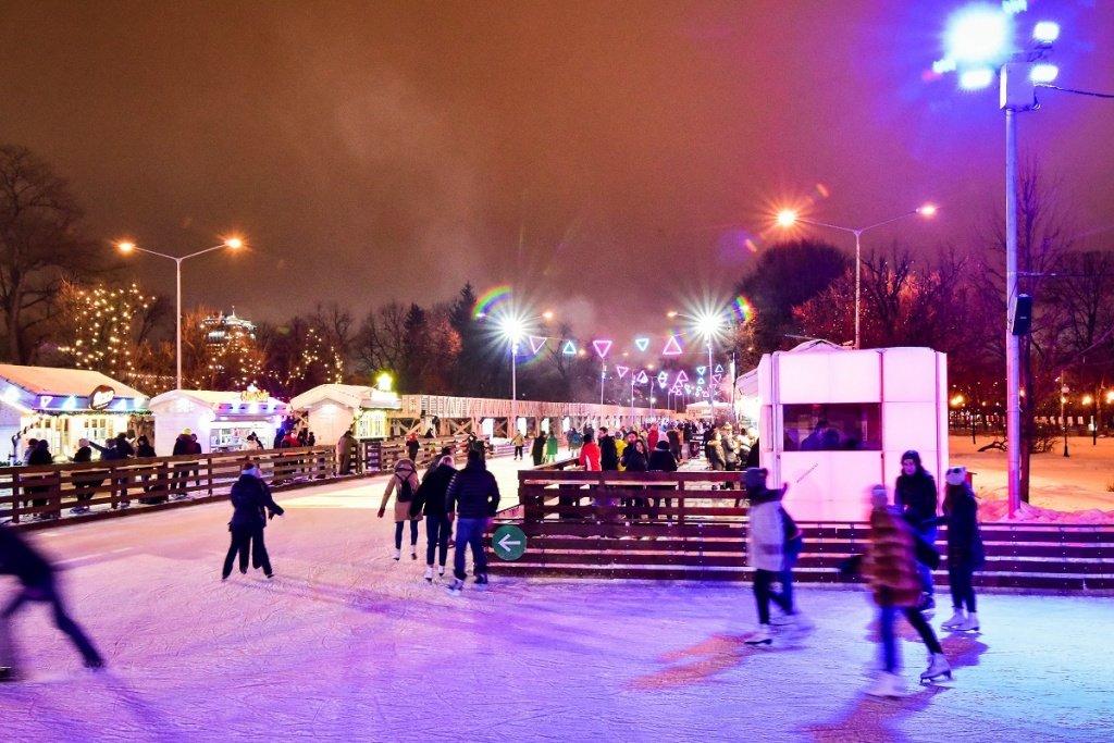 «Татьянин день» впарках Москвы 2017