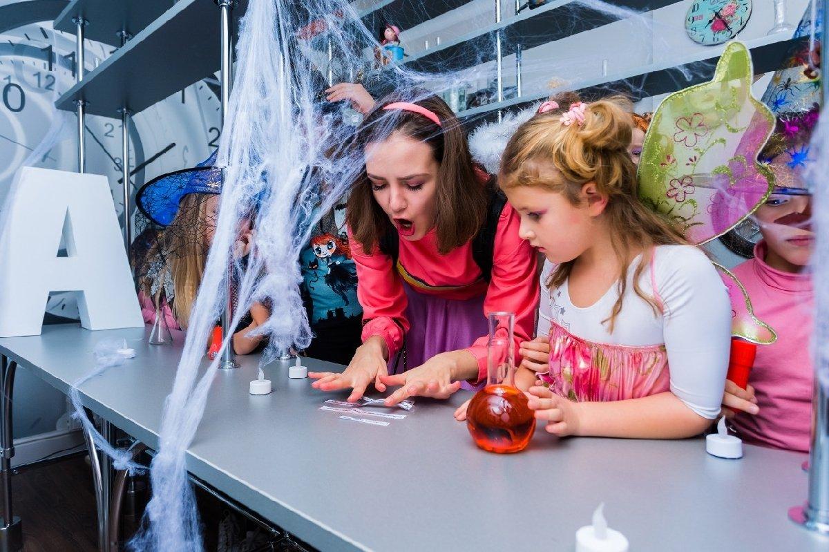 Skazka Halloween Party в«Сказкадариум»
