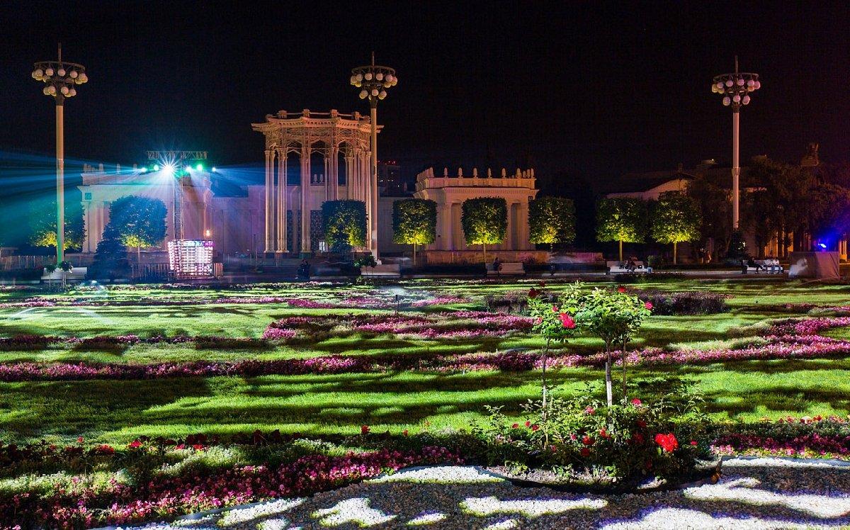 Празднование 80-летия Выставки ВДНХ