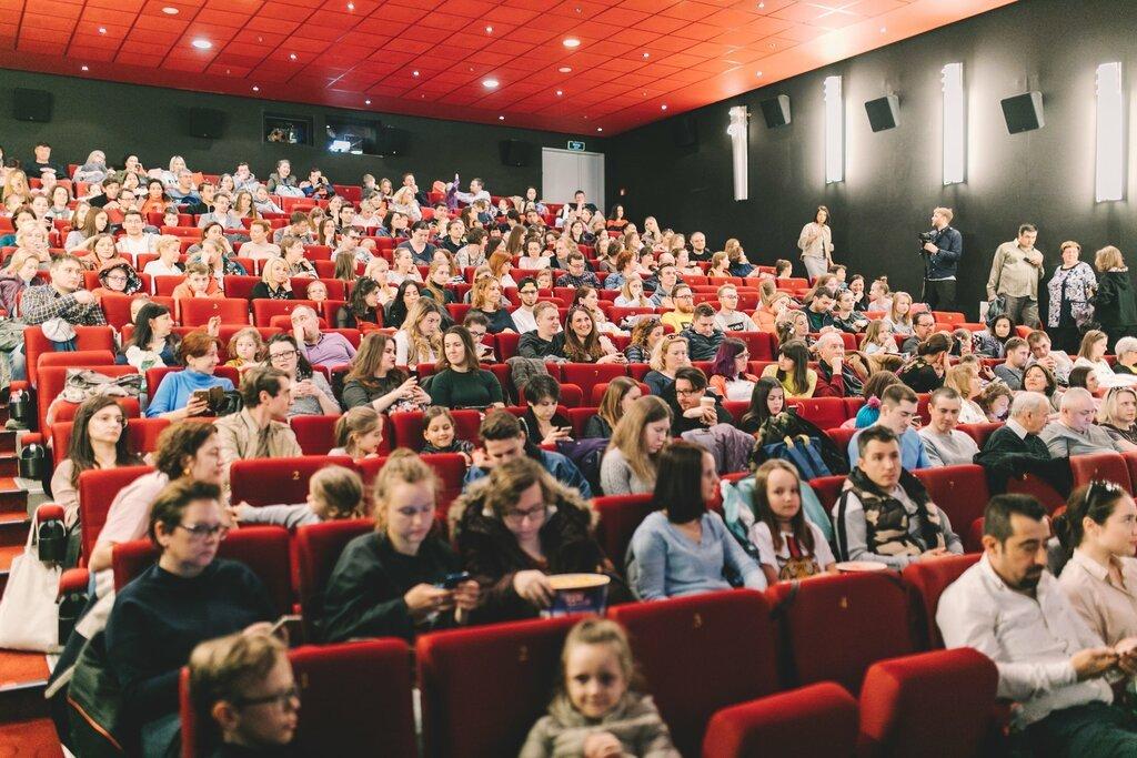 Фестиваль израильского кино в«Пионере» 2020