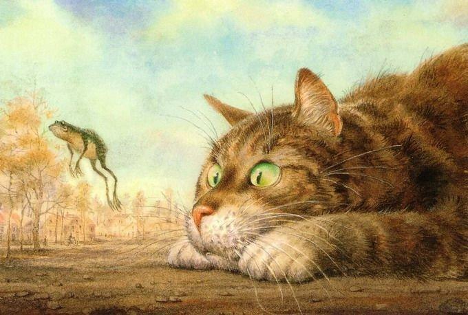 Выставка «Котики вМанеже»