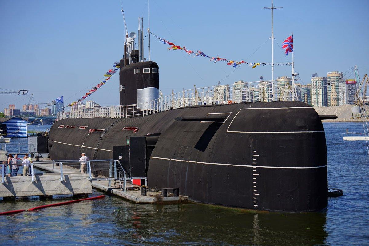 Музейно-мемориальный комплекс истории ВМФ России