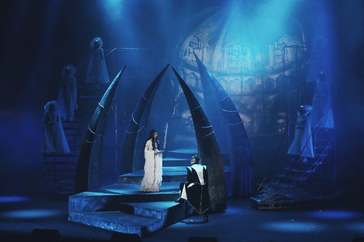 Мюзикл «Последнее испытание»