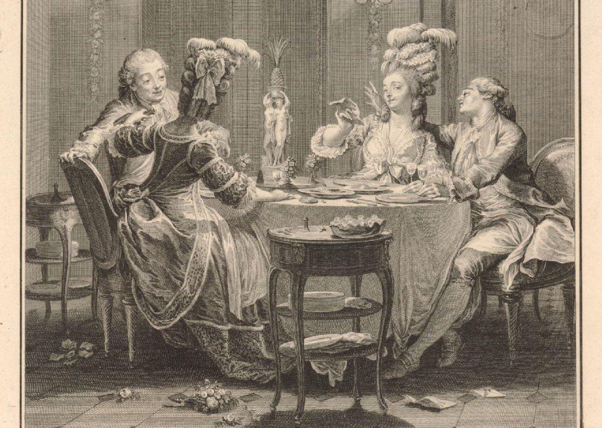 Выставка «Monument ducostume. Картины жизни конца XVIII столетия»