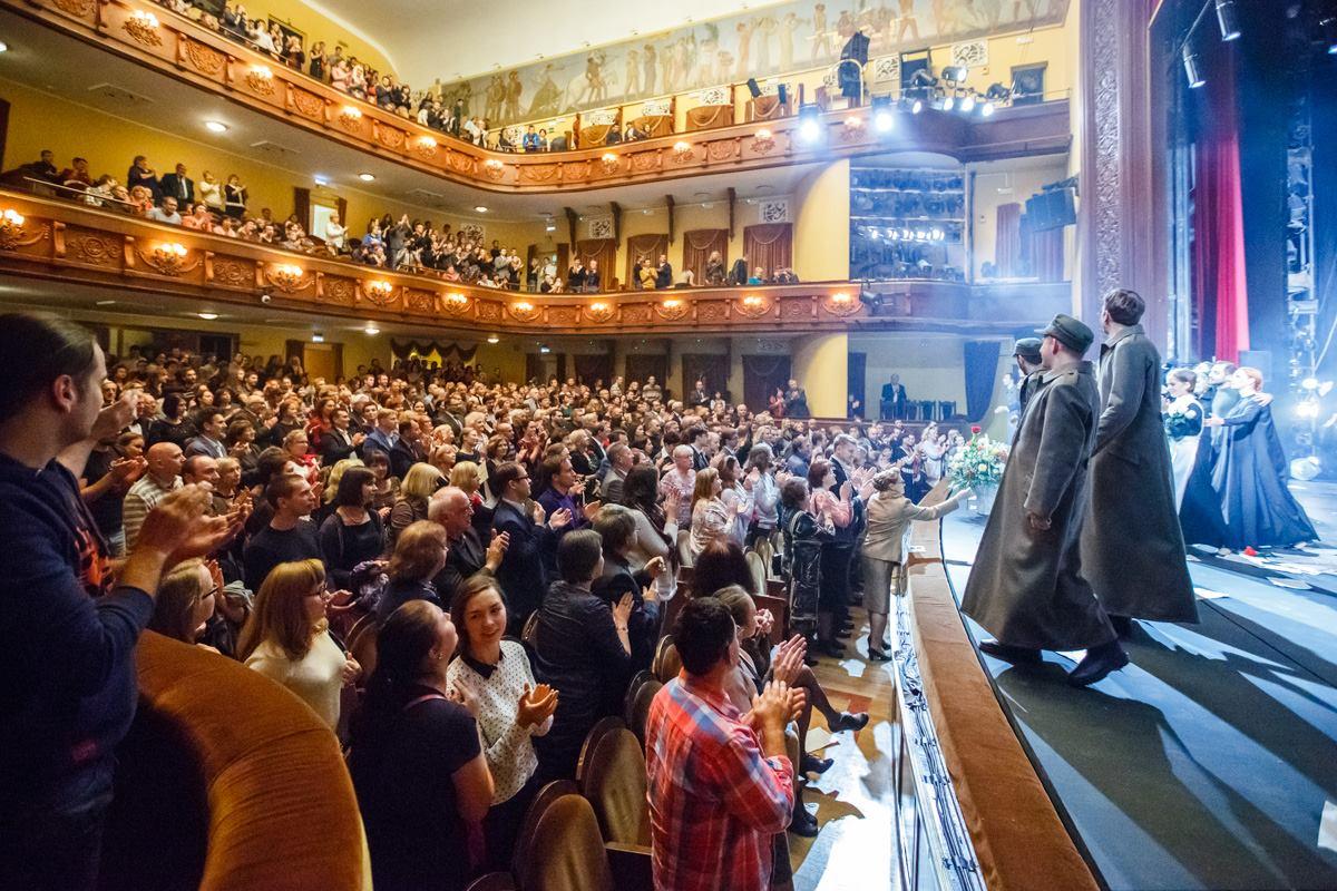 Международный театральный фестиваль им. А. П. Чехова 2017
