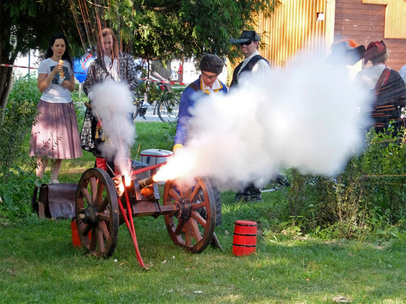 День народного единства вЛианозовском парке 2016