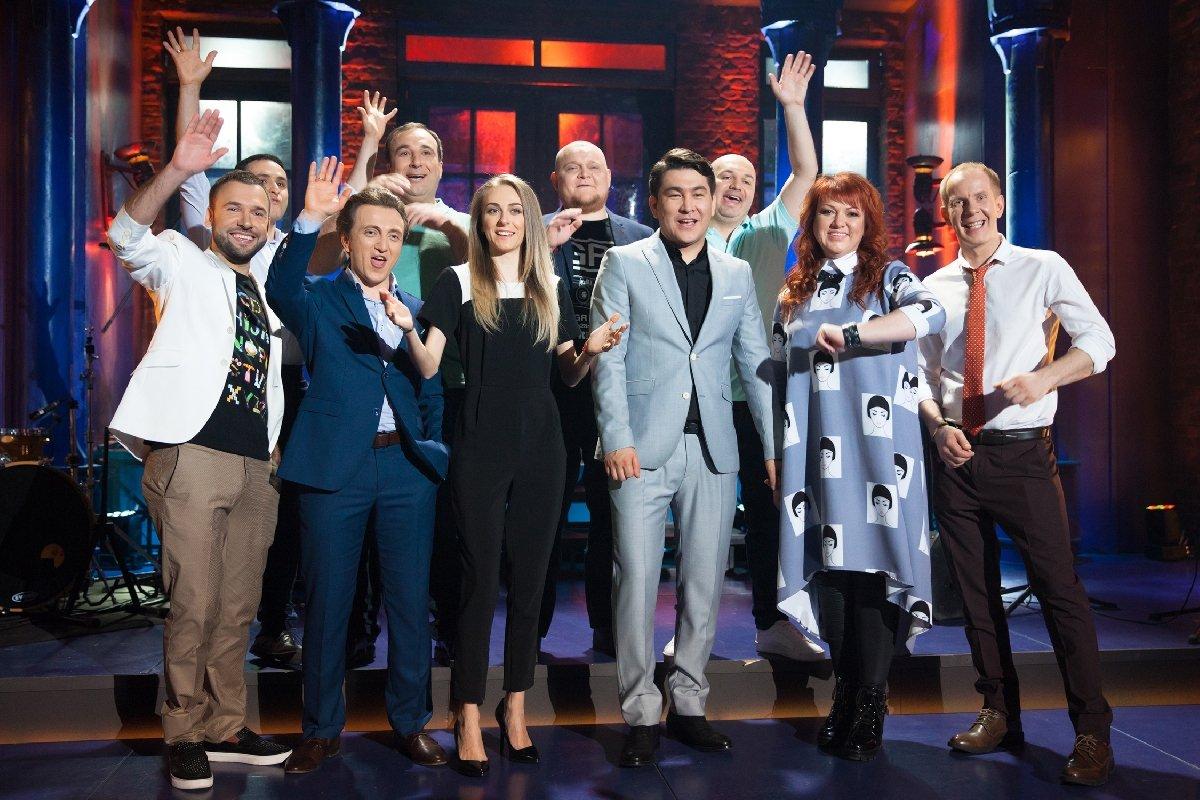 Шоу «Однажды вРоссии» 2018