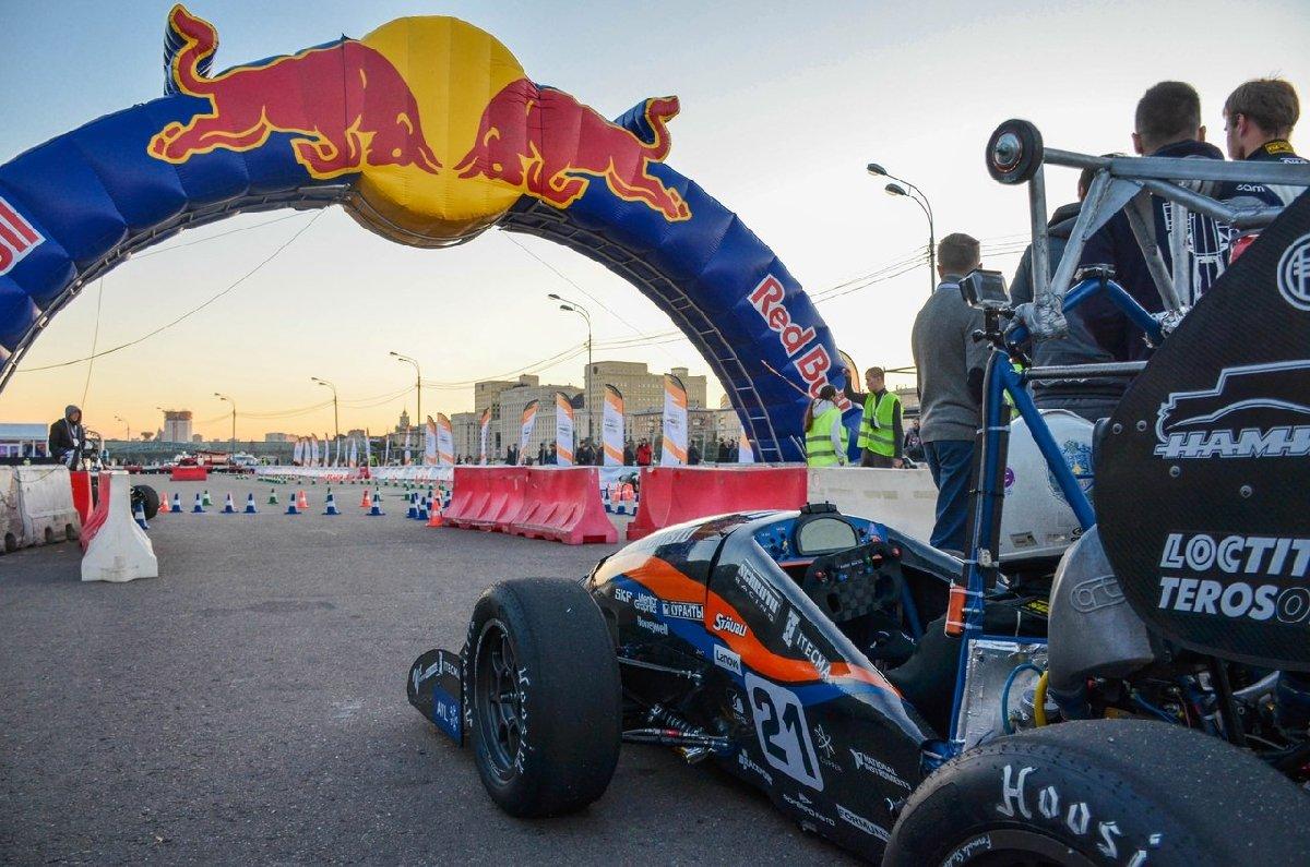 Фестиваль «Формула Студент» 2018