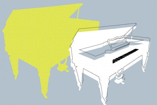 Выставка «Покинутый дом: кунсткамера московских роялей»