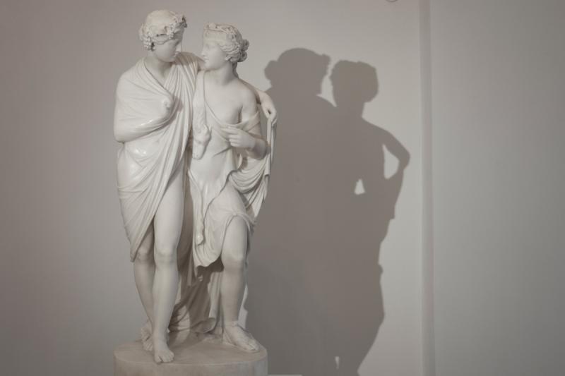Выставка «Дворец водворце. Скульптура Останкина вОперном доме Царицына»