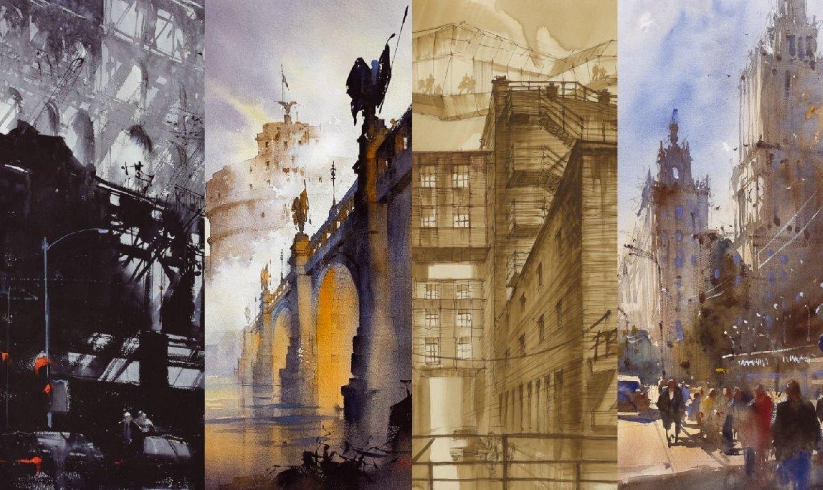 Выставка «Города вдвижении»