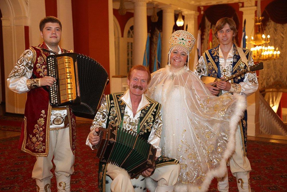 Фестиваль «Гармоника– душа России» 2017