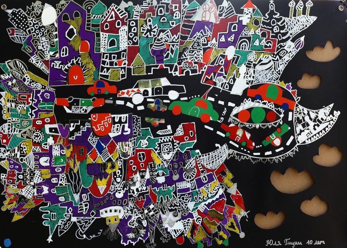 Выставка «Архфэнтези» 2019