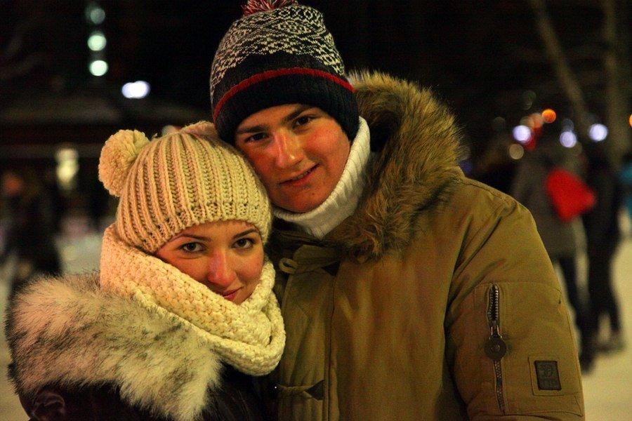 День святого Валентина вИзмайловском парке 2016