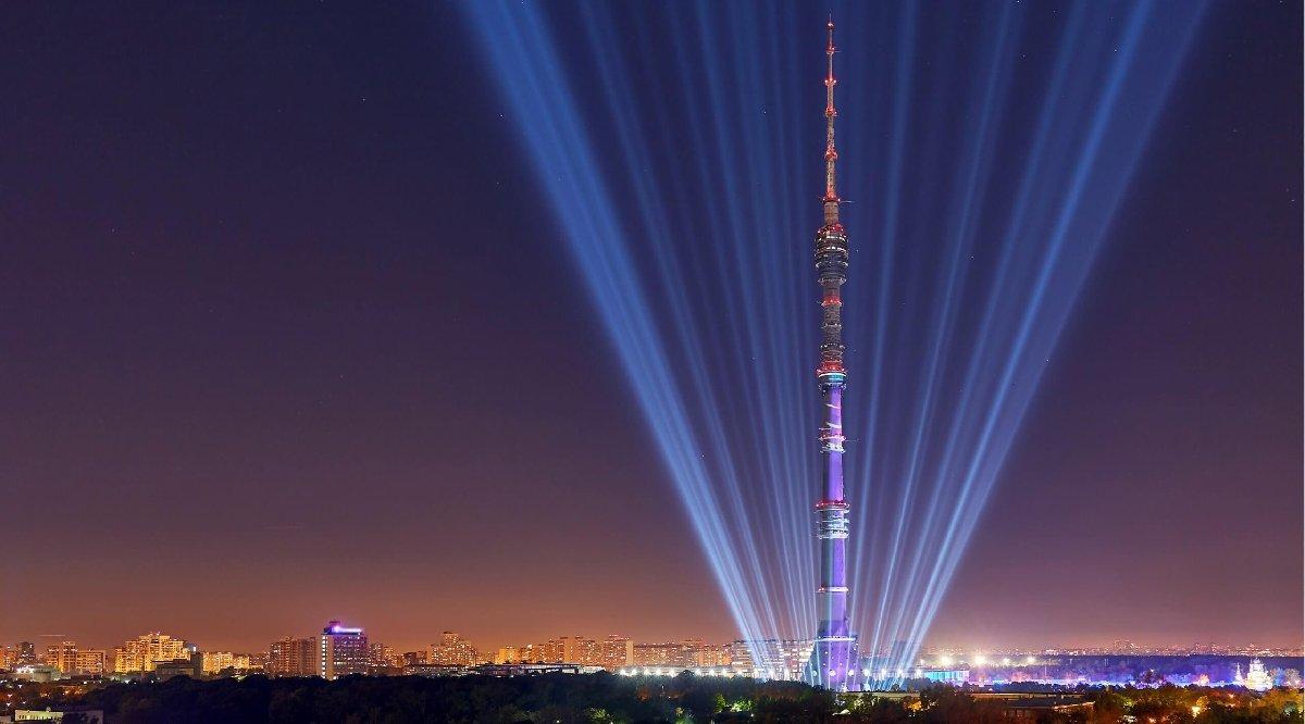 Экскурсии наОстанкинскую башню