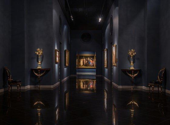 Выставка «Художественные сокровища России»