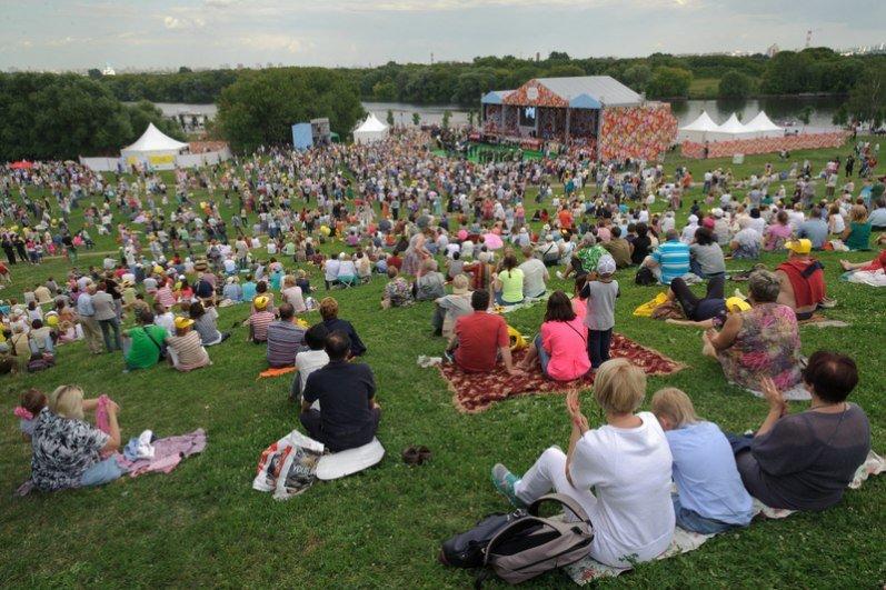 Фестиваль «Русское поле» 2015