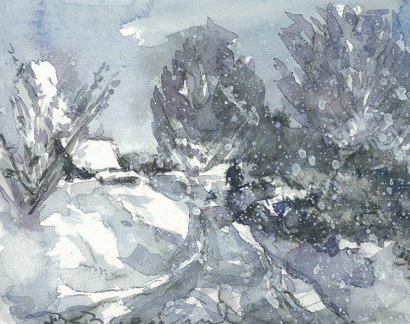 Выставка «Владимир Васильев. Живопись, акварель»