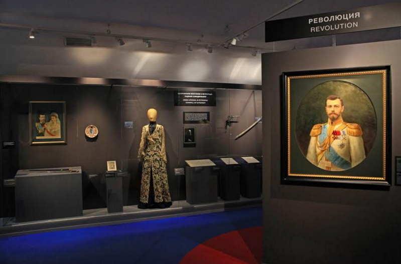 Выставка «Державная заступница России»
