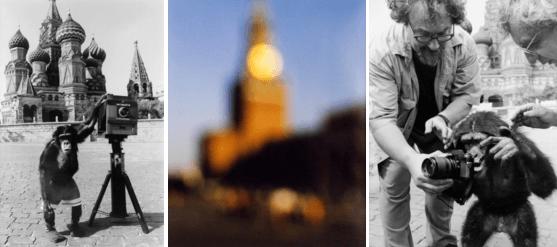 Выставка «Фотографии Микки всоавторстве сВиталием Комаром иАлександром Меламидом»