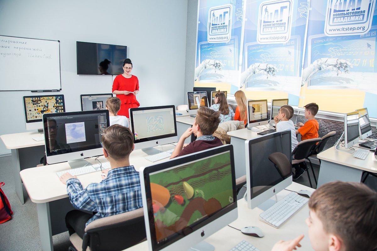 Мастер-класс для детей «Создание 3D персонажей»