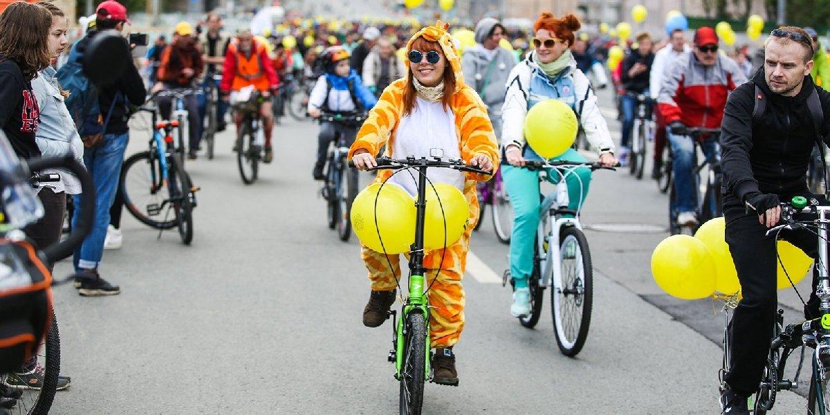 Весенний велофестиваль 2019