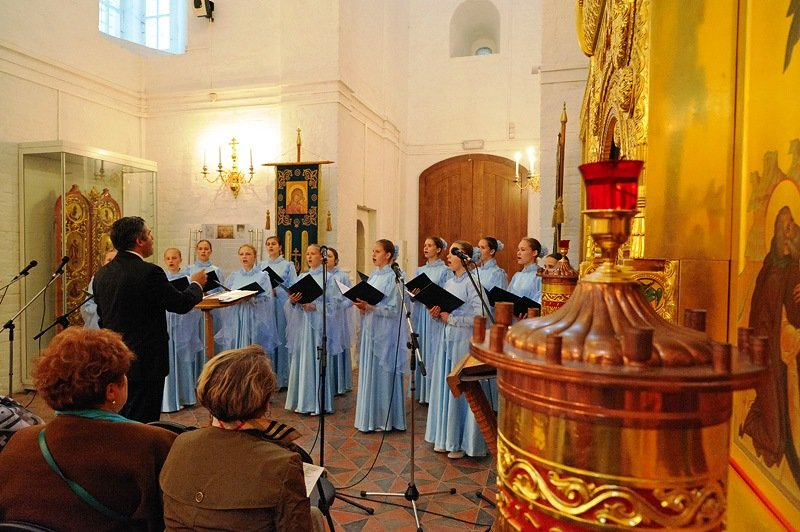 Фестиваль «Русь Певчая» 2016